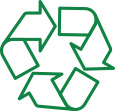 RECYCLE Icon- Vector Smart Object3